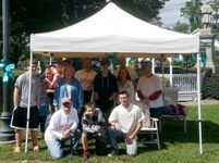 Wolcott Food Pantry Fill the Gazebo