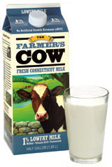 The Farmer's Cow milk